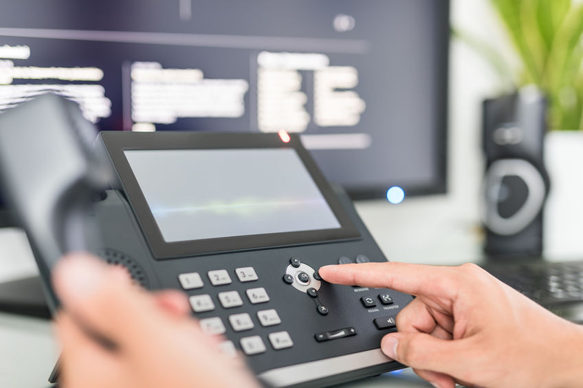Communication support, call center and customer service help des